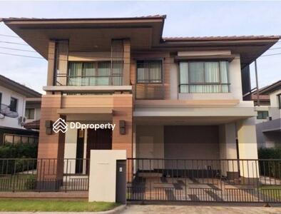 For Sale - ขายบ้านเดี่ยว เศรษฐสิริ ชัยพฤกษ์-แจ้งวัฒนะ 67. 8 ตร. ว 4 นอน ใกล้เซ็นทรัล แจ้งวัฒนะ