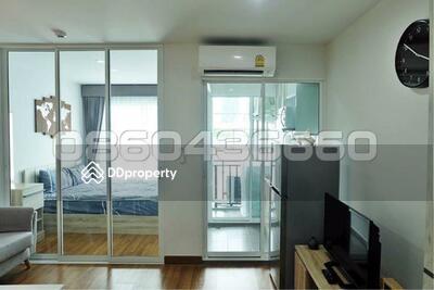 ให้เช่า - N4050818 ให้เช่า/Rent Condo Regent Home Sukhumvit 81 (รีเจ้นท์ โฮม สุขุมวิท 81) 1นอน 28ตร. ม ชั้น3 วิวเมือง ตกแต่งเฟอร์ครบ พร้อมอยู่ | N4050818