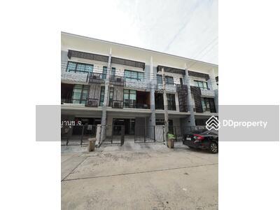 ขาย - Townhome/home office at Plex Bangna-Trad for sale