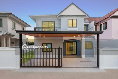 For Sale - บ้านแฝด ม. ลานทอง ติวานนท์-ปากเกร็ด ใกล้เซ็นทรัล แจ้งวัฒนะ อิมแพ็ค เมืองทองธานี
