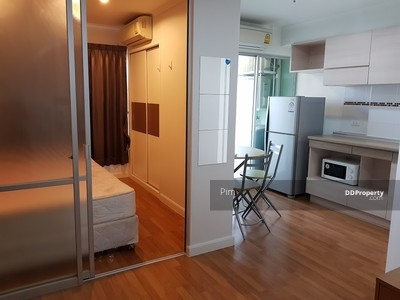 For Rent - Lumpini Place Ratchayothin for rent, 28 sqm. , on 19th floor. Ready to move in. <<9, 500. ->>