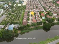 ขาย - ขายถูก บ้านเดี่ยว ม. ศาลายาแลนด์ 60 วา  ทำเลใกล้มหาวิทยาลัยมหิดลศาลายา ตัวบ้านบรรยากาศดีใกล้คลองธรรมชาติ  3 นอน 3 น้ำ กู้เต็ม