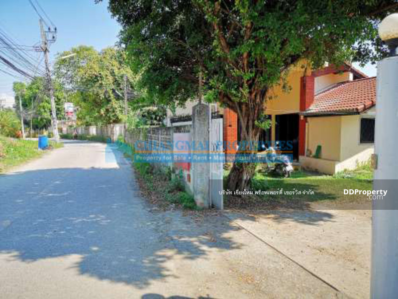 L1684 - Land for sale in Nong Pa Khrang, Mueang Chiang Mai