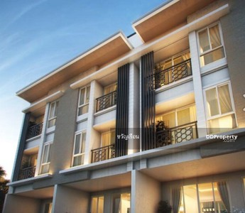 For Sale - ขายบ้านกลางเมืองพระรามเก้า-มอเตอร์เวย์ พร้อมเฟอร์นิเจอร์บิ้วอิน เพียง5, 200, 000