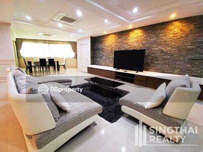 For Rent - President Park Sukhumvit 24 BTS Phromphong 3 bed / 3 bath