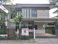 ขาย - ขาย บ้านเดี่ยว หมู่บ้าน ซีรีน ท่าข้าม - พระราม2  ขนาด 52. 25 ตารางวา 2 ชั้น 4 ห้องนอน 3 ห้องน้ำ
