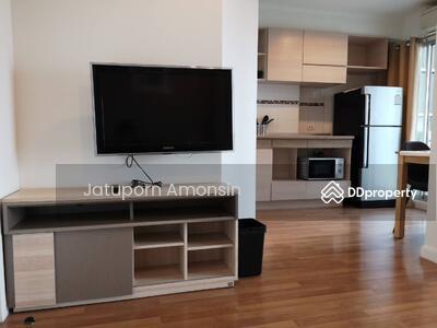 For Rent - Condo  for rent  Lumpini Place Rama 4-Kluaynamthai  Size 28 Sq. m.