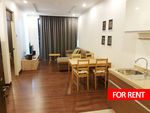 For Rent 1Bed/1Bath Size 51 sqm. (Located in Bangkok's CBD) 5 mins. to St. Joseph Convent School And BNH Hospital