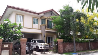 ขาย - 3 Bedroom Detached House in Pak Kret, Nonthaburi
