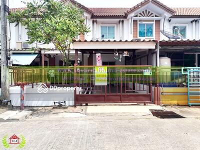 For Sale - ขาย ทาวน์เฮ้าส์ 2 ชั้น 23. 8 ตารางวา หมู่บ้าน พฤกษาวิลล์ 7 คลองสอง ปทุมธานี