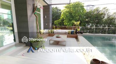 For Rent - house 5 Bedroom for sale/rent in Sukhumvit Bangkok Ekkamai BTS AA19942