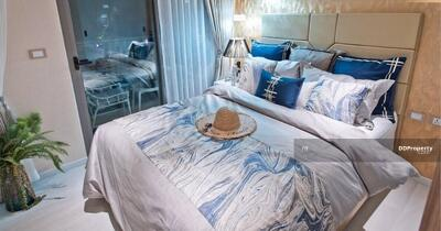 Option To Buy - Copacabana Condo @ Front Jomtien Beach, Fl. 16, 29 Sq. m.