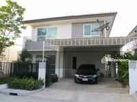 ขาย - ขายด่วน บ้านเดี่ยวชัยพฤกษ์ รามอินทรา วงแหวน2 หลังมุม 3 ห้องนอน 55 ตรว. 5, 800, 000 บาท