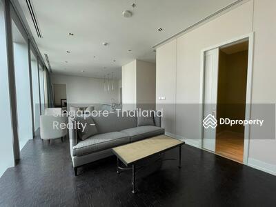 For Rent - The Ritz-Carlton Residences at MahaNakhon BTS Chongnonsi 2 bed / 3 bath