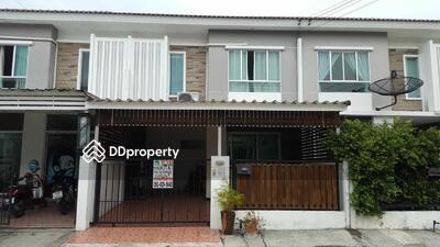 For Sale - ขายทาวน์โฮม 2 ชั้น 3 นอน 2 น้ำ หมู่บ้านพฤกษาวิลล์ 74 บางพระ ศรีราชา ชลบุรี สภาพใหม่สวยน่าอยู่ ใกล้โรงงาน CPF บริษัทซีพี ใกล้วิทยาลัยเทคโนโลยีเมืองชลบริหารธุรกิจ  ราคาพิเศษ! !! !!