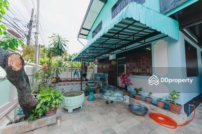 For Sale - ขาย บ้าน ห้วยขวาง สุทธิสาร เหม่งจ๋าย 4นอน สภาพดีมาก ทำเลดี ใกล้ MRT ห้วยขวาง ยอมขายขาดทุน