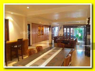 For Sale - 4 Bed Townhouse For Sale in Phrom Phong BR8733TH