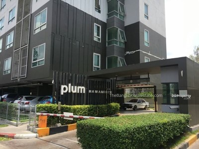 For Sale - For Rent Plum Condo Nawamin 86