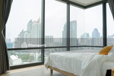 For Rent - คอนโดให้เช่า Ashton Chula-Silom แอชตัน จุฬา-สีลม ใกล้ MRT สามย่าน เฟอร์ครบ 86 ตร. ม.