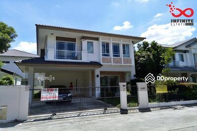 For Sale - ขายบ้านเดี่ยว 2ชั้น ม. มัณฑนา แจ้งวัฒนะ-ราชพฤกษ์ พระราม4