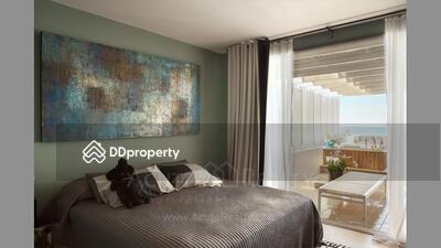 For Sale - A beachfront condominium for sale, Hua Hin.  200 Sq. m (C-610712-0008)