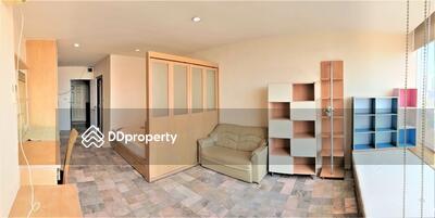 For Sale - For Sale Condominium La Maison Phaholyothin 24, Near MRT Phaholyothin 24, Floor 17, Space 33. 88SQ. M. , Studio 1 bathroom, 1 A/