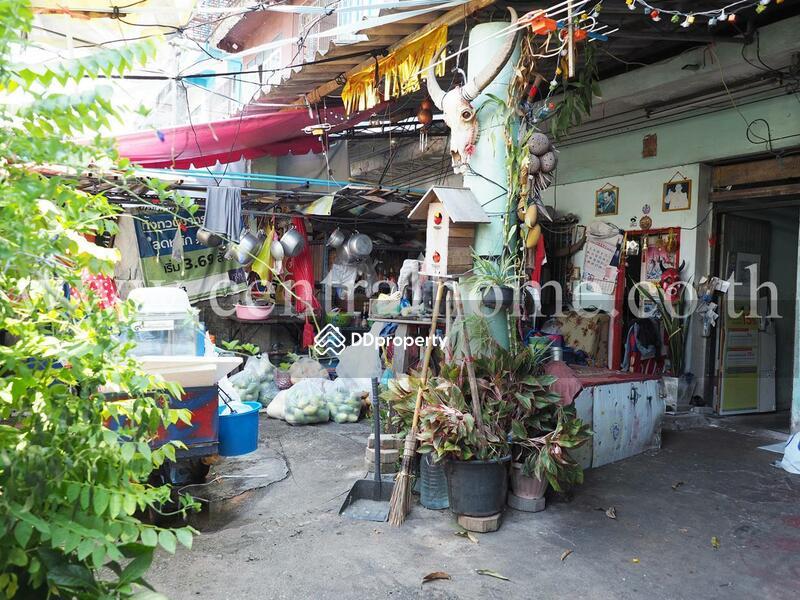 ขายอาคารพาณิชย์ 3 คูหา ซอยเอกชัย 61 บางบอน กรุงเทพฯ ราคาถูก