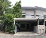 ขายบ้าน ทาวโฮม 2ชั้น หลังมุม Pattra Mo Town แจ้งวัฒนะ หลังมุม 3นอน