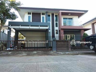 ให้เช่า - ASRP0328 ให้เช่าบ้านเดียว 2 ชั้น พื้นที่ 59. 3 ตารางวา มี 4 ห้องนอน 3 ห้องน้ำ 1 ห้องครัว จอดรถได้ 2 คัน ราคา 14, 000 บาทต่อเดือน