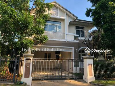 ให้เช่า - F2040862 ให้เช่า บ้านเดี่ยว 2 ชั้น เพอร์เฟค มาสเตอร์พีซ เอกมัย-รามอินทรา ขนาด 60 ตร. ว.