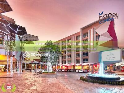 For Sale - คอนโด Happy Condo Ladprao ถนนลาดพร้าว ชั้น 1 ขนาด 1 ห้องนอน เหมาะทำออฟฟิศ