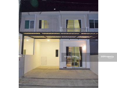 For Rent - Townhome for rent near by 5 min to Chiang Mai International Airport, No. 7H013