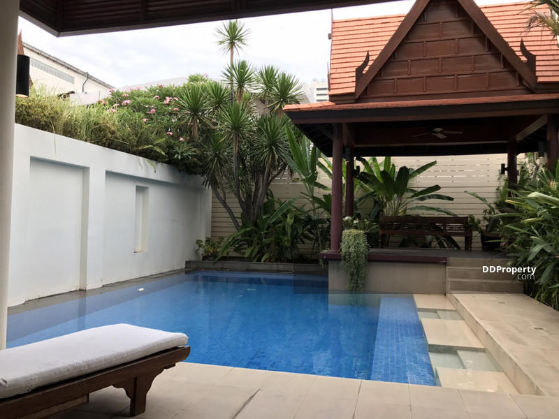 For Rent Bangkok Single House Phrom Phong BTS Phrom Phong Watthana BRE5287 #70044949