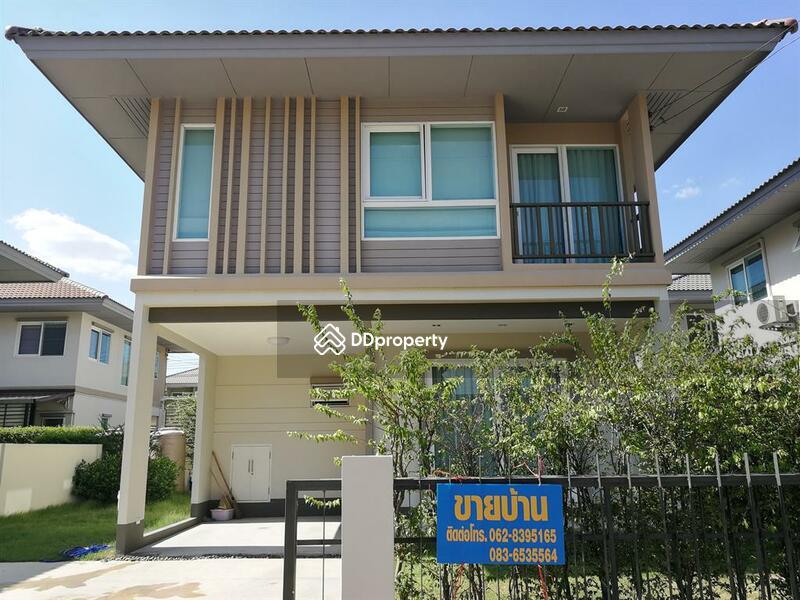 บ้านเดี่ยวพร้อมขาย ในโครงการ Kanasiri Salaya #82013327