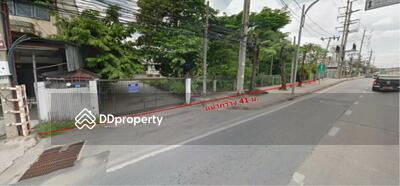 For Rent - 39360-ให้เช่าที่ดิน+อาคารสำนักงาน 4 ชั้น 1 หลัง + โกดัง ถนนสุขาภิบาล 2 เนื้อที่ 4 ไร่ 181 ตร. ว. | 39360