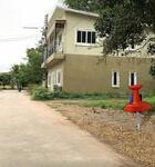 ขายบ้านเดี่ยว 2 ชั้น  หลัง สนามมวยชุมแพ อ. ชุมแพ  จ. ขอนแก่น  เนื้อที่  69  ตารางวา บ้านใหม่ไม่เคยเข้าอยู่ 3 นอน 2 น้ำ เดินทางสะดวก