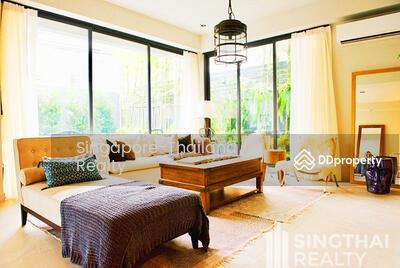 ขาย - House with Pool BTS Ekkamai 4 ห้องนอน / 4 ห้องน้ำ