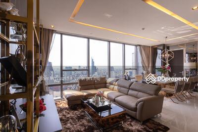 ให้เช่า - เช่าคอนโด The Bangkok Sathorn ชั้น36 2 นอน 2 น้ำ