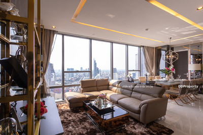 For Rent - For rent The Bangkok Sathorn Fl36 2br 122sq. m