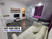 ขาย - ขายถูก D Condo บางแสน ชั้น7 ตึกB ห้องมุม วิวโล่ง ชลบุรี Tel/Line 097-049-5874