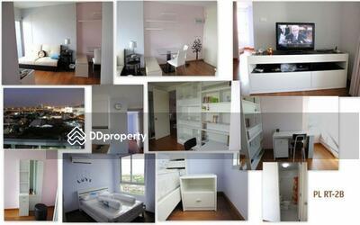 ขาย - 47sqm Beautifully, Fully Furnished One Bedroom Condo at The Parkland Ratchada - Thapra