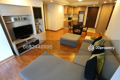 ให้เช่า - for rent . . The Rajdamri, 1bed, 1bath with bathtub, 65sqm, Pool view, 10th flr, Fully Furnished