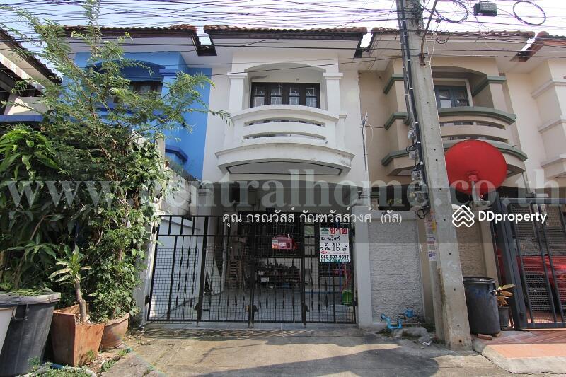 หมู่บ้าน นริศา ทาวน์เฮ้าส์ 2 ชั้น 16 ตร.ว ถนนบ้านกล้วย-ไทรน้อย / บางบัวทอง #72183151