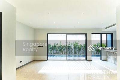 ขาย - House with Pool BTS Thonglor 4 ห้องนอน / 5 ห้องน้ำ