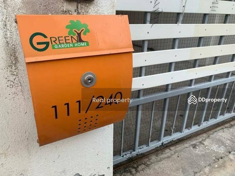 หมู่บ้านกรีนการเดนโฮม #72411629