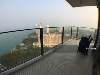 For Sale - Beautiful panoramic seaview, in a few meters from Wongamat Beach [APYX23836