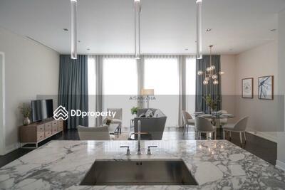For Rent - (RENT) The Ritz Carlton Residences Bangkok - 2 Bedroom for Rent Fully Furnished | ASH-00058