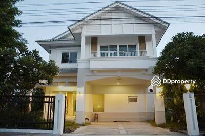 For Rent - ให้เช่าบ้าน 2 ชั้น Perfect Place Sukhumvit77 - สุวรรณภูมิ  ติดโรบินสันลาดกระบัง พร้อมเข้าอยู่
