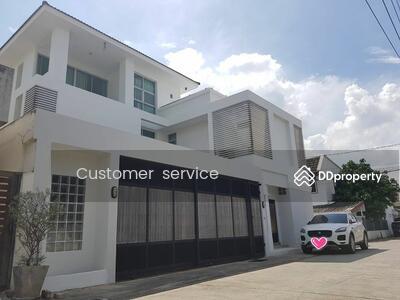 For Sale - CRP-S12-HH-630017 ขายบ้านเดี่ยวหลังใหญ่ (หลังมุม) หมู่บ้านไทยศิริเหนือ