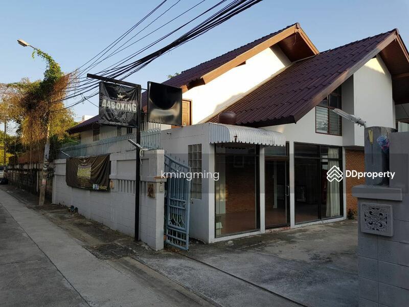 [[ ให้เช่า ]] บ้านเดี่ยวชั้นเดียว ใหญ่มากกกก 155 วา จอดรถ 7 คัน ทำ Home Office ตรงข้ามซอยภาวนา #73167603